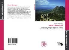 Capa do livro de Henri Bernard