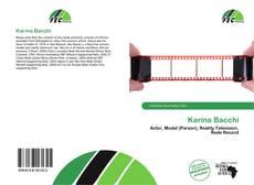 Обложка Karina Bacchi