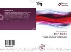 Buchcover von Ernst Brüche