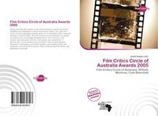 Обложка Film Critics Circle of Australia Awards 2005