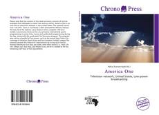 Bookcover of America One