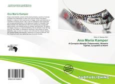 Bookcover of Ana María Kamper