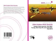 Bookcover of 25th Golden Disk Awards