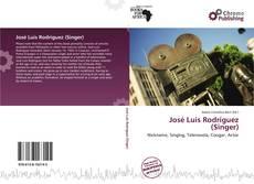Buchcover von José Luis Rodríguez (Singer)