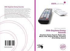 30th Daytime Emmy Awards kitap kapağı