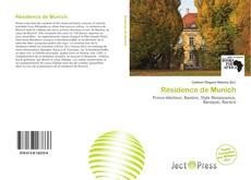 Bookcover of Résidence de Munich
