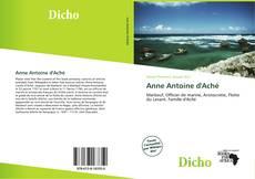 Обложка Anne Antoine d'Aché