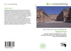 Portada del libro de Robert Peel