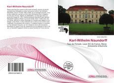 Couverture de Karl-Wilhelm Naundorff