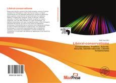 Capa do livro de Libéral-conservatisme