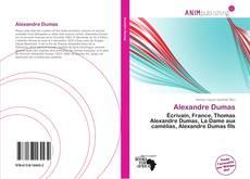 Capa do livro de Alexandre Dumas