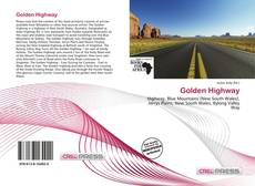 Portada del libro de Golden Highway