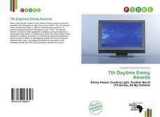 7th Daytime Emmy Awards kitap kapağı