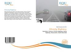 Bookcover of Glenelg Highway