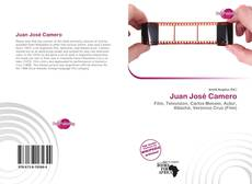 Bookcover of Juan José Camero