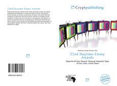 22nd Daytime Emmy Awards kitap kapağı