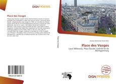 Bookcover of Place des Vosges