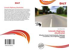 Bookcover of Lincoln Highway (Australia)