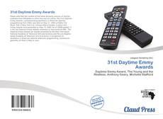 31st Daytime Emmy Awards kitap kapağı