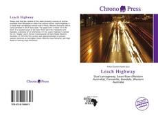 Capa do livro de Leach Highway