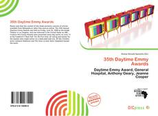 35th Daytime Emmy Awards kitap kapağı