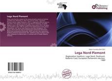 Bookcover of Lega Nord Piemont