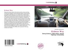 Обложка Kidman Way