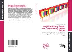 Bookcover of Daytime Emmy Award for Outstanding Drama Series