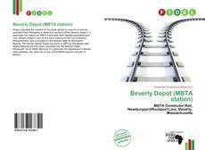 Bookcover of Beverly Depot (MBTA station)