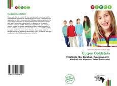 Buchcover von Eugen Goldstein