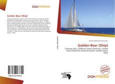 Обложка Golden Bear (Ship)