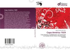 Bookcover of Copa América 1929
