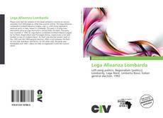 Bookcover of Lega Alleanza Lombarda