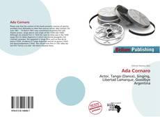 Portada del libro de Ada Cornaro