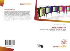 Borítókép a  Larry Auerbach - hoz