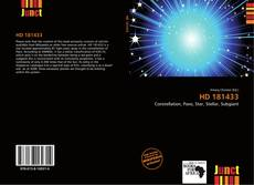 Bookcover of HD 181433