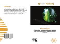 Kappa Pegasi kitap kapağı