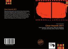 César Awards 2011 kitap kapağı