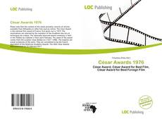 Bookcover of César Awards 1976