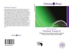 Copertina di Coleman Young II