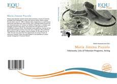 Couverture de María Jimena Piccolo