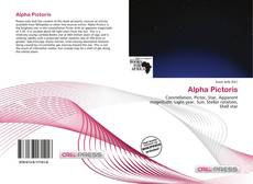 Bookcover of Alpha Pictoris