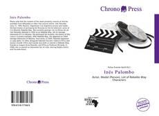 Capa do livro de Inés Palombo