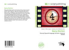 Bookcover of Barry Norton