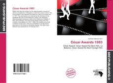 César Awards 1983的封面