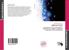 HD 217107 kitap kapağı