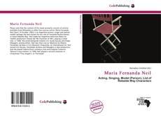 Copertina di María Fernanda Neil