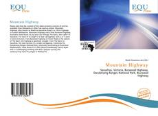 Portada del libro de Mountain Highway