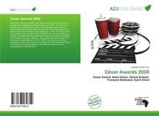 César Awards 2000 kitap kapağı