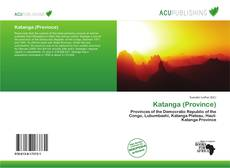 Bookcover of Katanga (Province)
